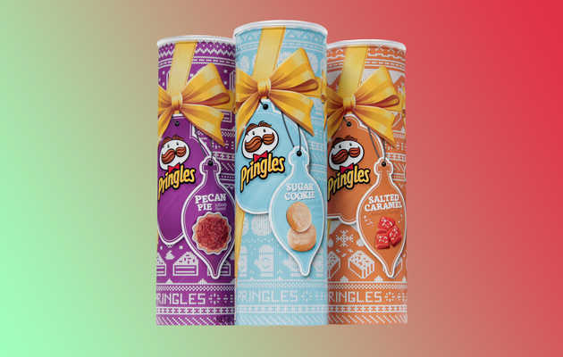 Pringles Is Bringing Back Sweet Crisps