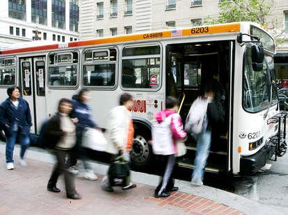 Muni Bus