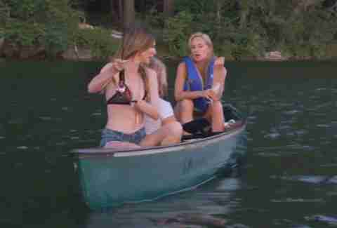 ramona cuts kristen on the lake real housewives of new york city