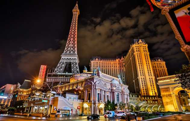 Sin City Specters: The Most Haunted Places in Las Vegas