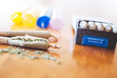 Pre-rolled joint