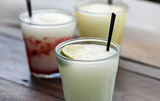 Winter Is Coming! Escape the Cold With London's Best Margaritas.