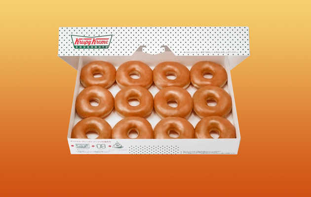 Krispy Kreme Is Making Pumpkin Spice Donuts for One Day Only