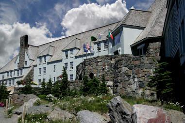 Timberline Inn Mt. Hood