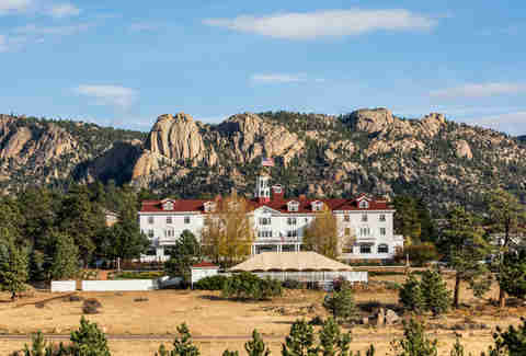 Stanley Hotel Colorado