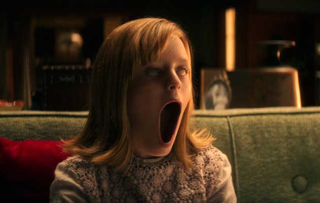 Oh Hell No, Ending of 'Ouija: Origin of Evil.' Oh. Hell. No.