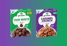 Brace Yourself, Girl Scout Cookie Cereal Is Coming