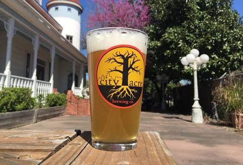 city acre brewing