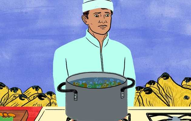 The Craziest Stories From Private Chefs