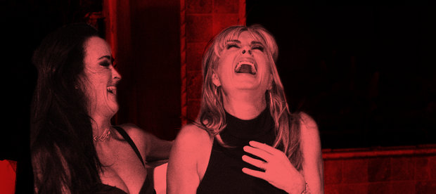 The 25 Scariest 'Real Housewives' Moments of All Time