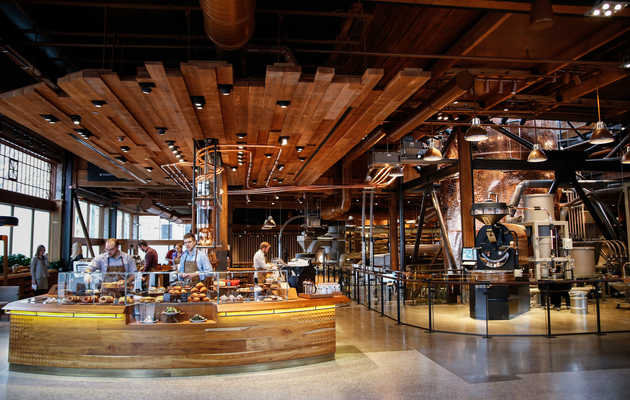 The New Starbucks Sells $50 Coffee