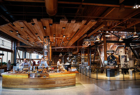 New Starbucks Reserve Roastery Locations Crazy Prices