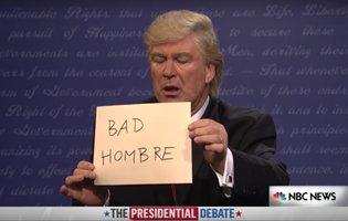 donald trump hombres last debate twitter memes
