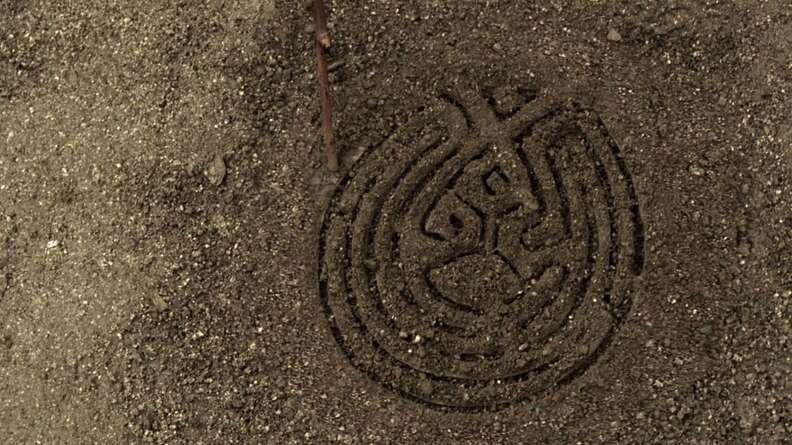 maze map westworld