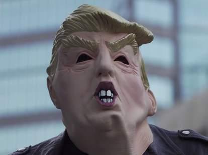 presidential halloween masks
