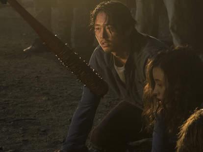 walking dead season 7 premiere recap