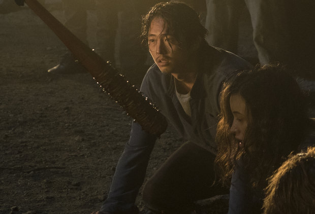 What the Bloody 'Walking Dead' Premiere Means for the Rest of Season 7