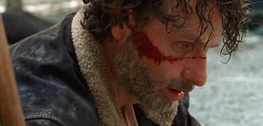 rick walking dead season 7 premiere
