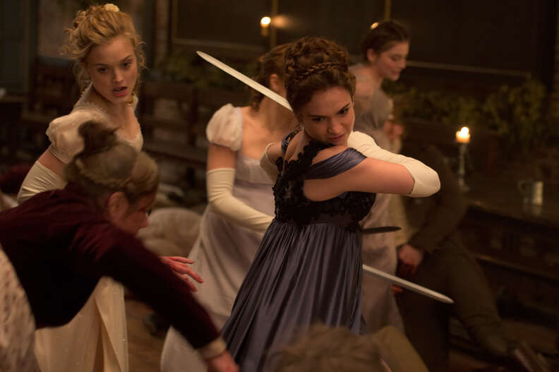 pride and prejudice and zombies underrated movies 2016