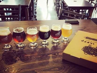 Modist Brewing Company Minneapolis