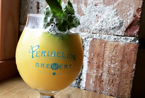 beer perihelion brewery seattle