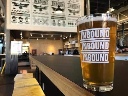 Inbound Brewco Minneapolis