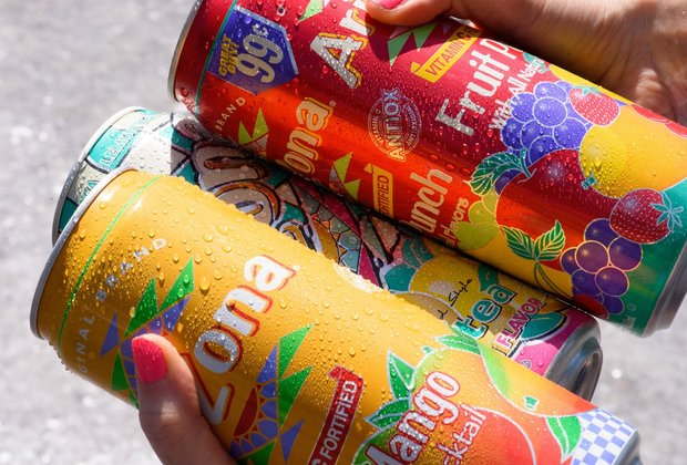 Why AriZona Iced Tea Is Cheaper Than Water
