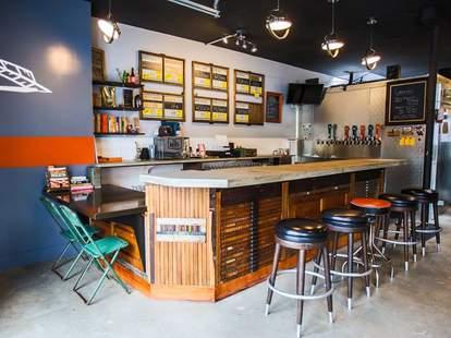 Novel Brewing Co., Oakland