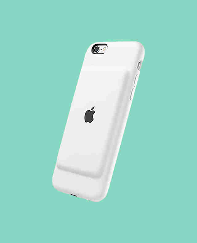Apple battery case
