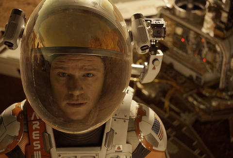 still from the martian