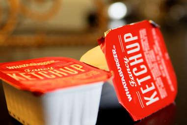 whataburger ketchup