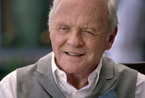 Anthony Hopkins Ford Westworld