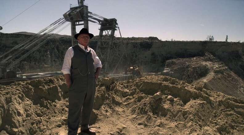 Westworld Anthony Hopkins Dr. Ford