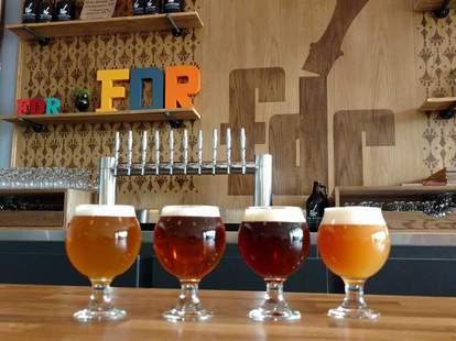 FDR Brewery, Portola