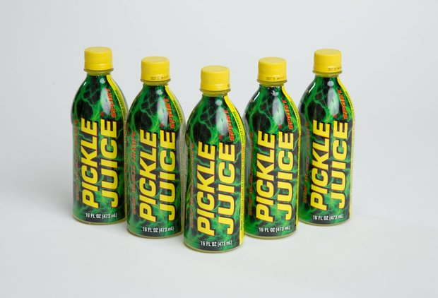 Why Pickle Juice Could Legitimately Replace Gatorade for Athletes