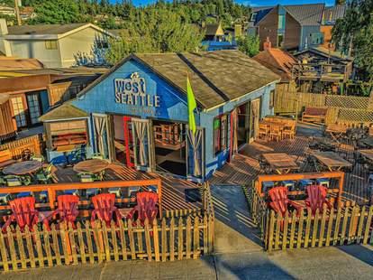 west seattle brewing co alki beach