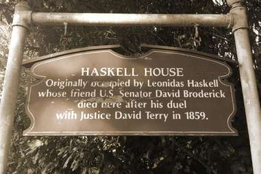 Haskell House