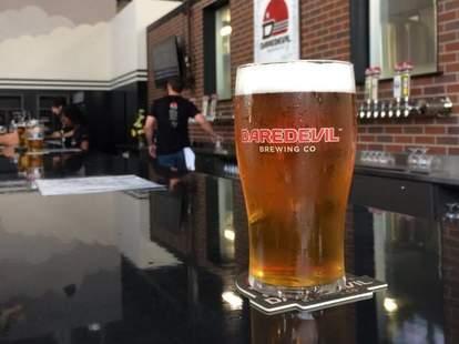 Daredevil Brewing Company Indianapolis