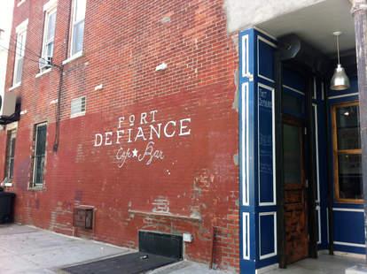 fort defiance red hook tiki