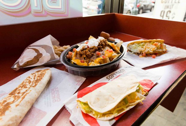 Taco Bell Finally Brings Back This Fan Favorite