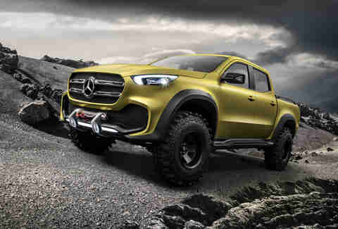 X-Class Pickup Concept