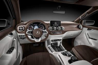 Mercedes X-Class Concept Pickup
