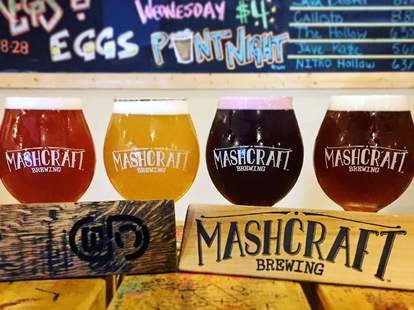 MashCraft Brewing Indianapolis