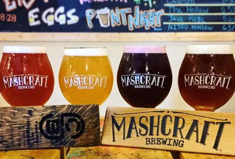 MashCraft Brewing Indianapolis