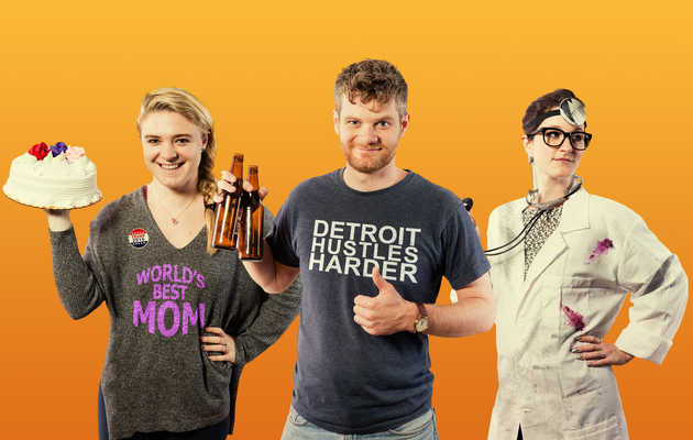 Need a Last-Minute Halloween Costume? Here Are 10 Detroit-Themed Ideas to Be This Year.