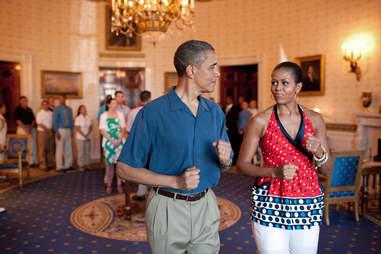 Obama Familyl