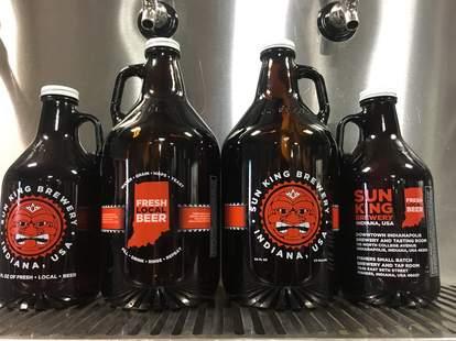Sun King Brewing Company Indianapolis