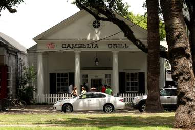 The Camellia Grill