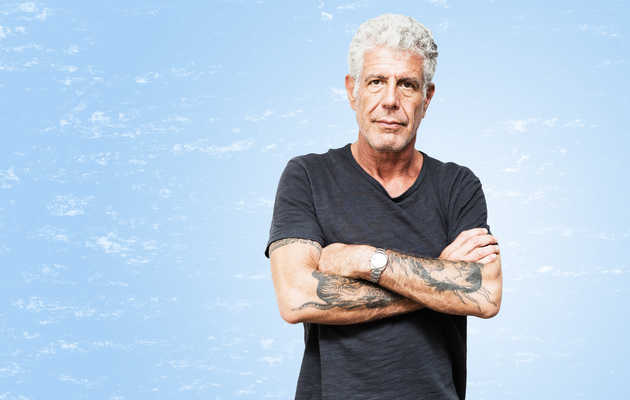 Anthony Bourdain on Beer Snobs, Bad Food Trends, and 'Road House'