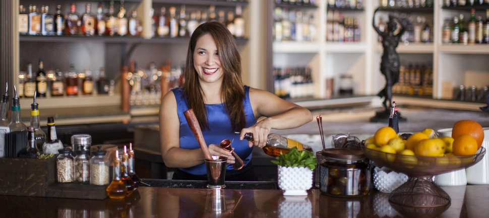 Houston's Bartenders of the Year Are Ready to Pour You a Drink This Weekend